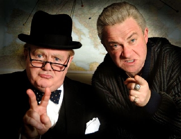 Gerry George & Harry Enfield